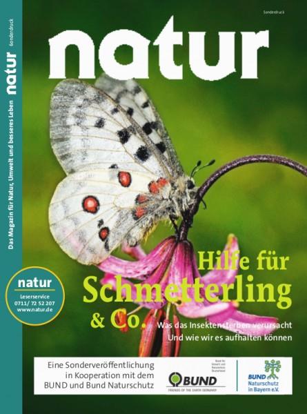 """""""Hilfe für Schmetterling & Co."""" (Sonderdruck"""