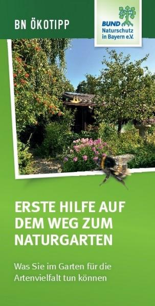"BN Ökotipp ""Naturgarten"""