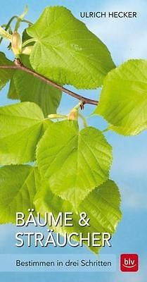 """Buch """"Bäume und Sträucher"""""""
