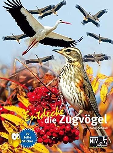 Entdecke - die Zugvögel (%)