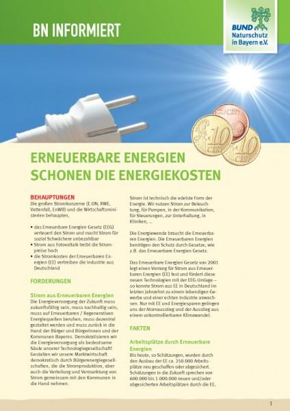 "BN informiert ""Erneuerbare Energien"
