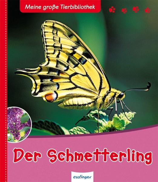 Meine große Tierbibliothek - Der Schmetterling (%)