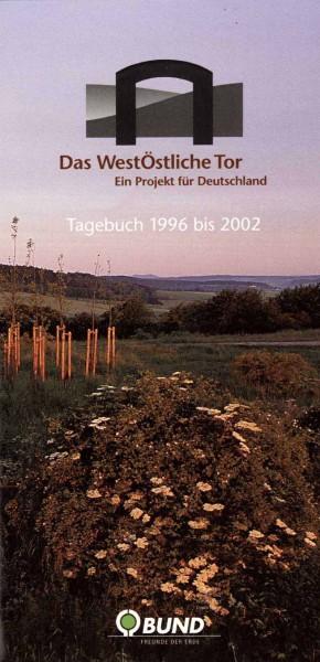 "Faltblatt ""Grünes Band - Das westöstliche Tor"""