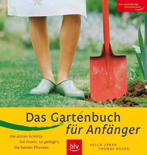 Das Gartenbuch für Anfänger (%)