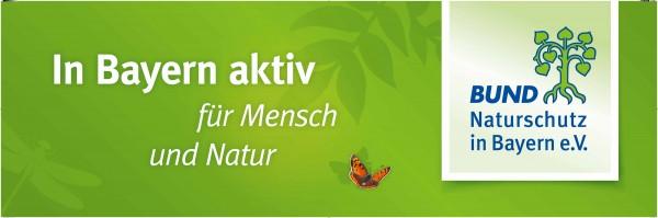 """BN-Fahne quer """"Schmetterling"""""""