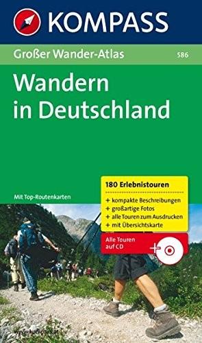 Wandern in Deutschland (%)