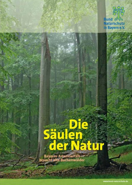 """Plakat """"Säulen der Natur"""""""