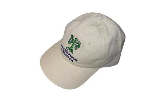 Baumwoll-Cappy mit BN-Logo