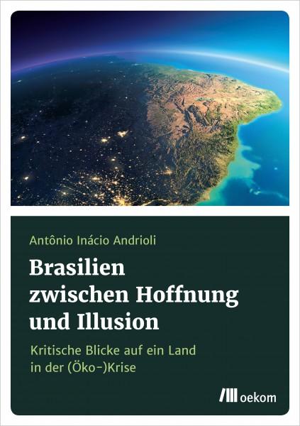 """Buch """"Brasilien zwischen Hoffnung und Illusion"""""""