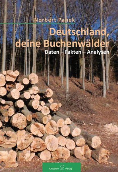 """Buch """"Deutschland, Deine Buchenwälder"""""""