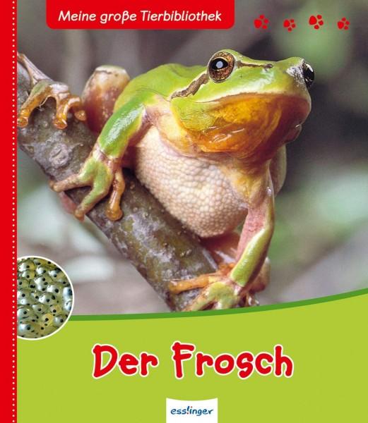 Meine große Tierbibliothek - Der Frosch (%)