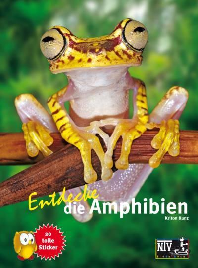 Entdecke die Amphibien (%)
