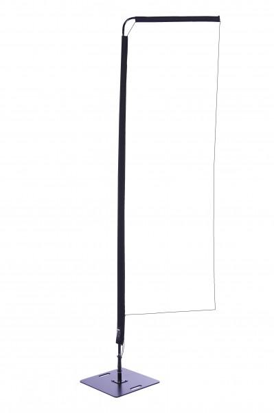 "Werbefahne Easyflag ""Square"" 80 cm"