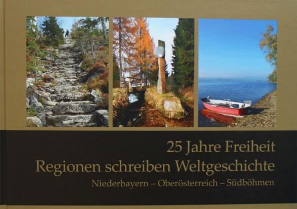 25 Jahre Freiheit - Regionen schreiben