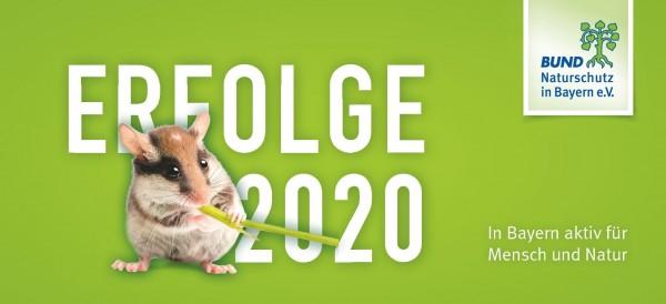 """Folder """"Erfolge 2020"""" mit Beitrittskarte"""