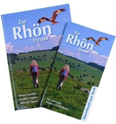 "Buch ""Zur Rhön hinauf"""