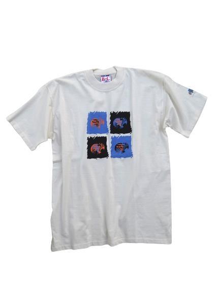 "Donau 2000 T-Shirt ""Donauschnecke"""