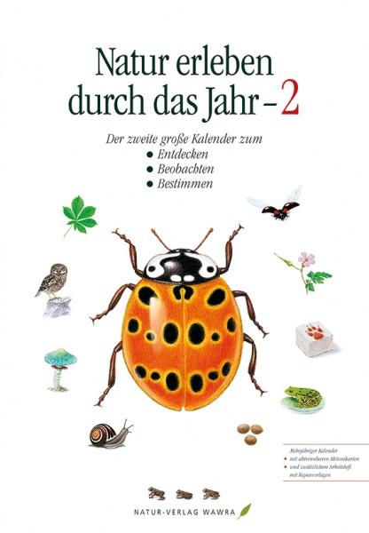 """Kalender """"Natur erleben durch das Jahr 2"""""""