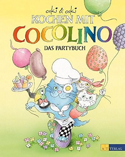 Kochen mit Cocolino - Das Partybuch (%)