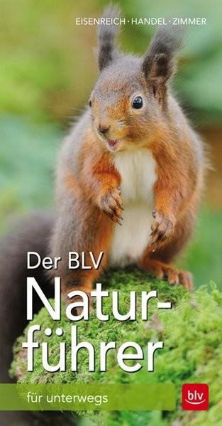 """Buch """"Naturführer für unterwegs"""""""
