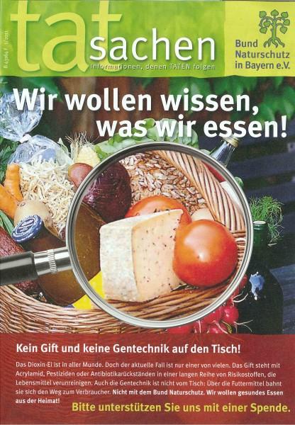 Natur+Wir (ehem. Tatsachen), 1/2011