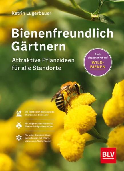 """Buch """"Bienenfreundlich Gärtnern"""""""